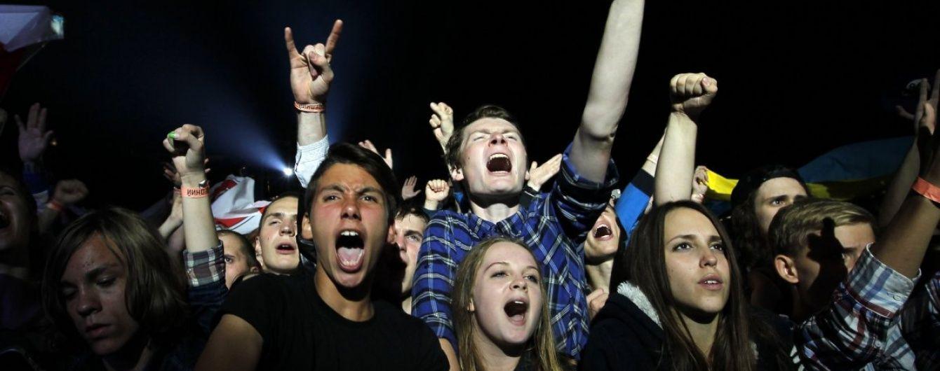Вітчизняний рок чи російський шансон: яку музику обирають українці. Інфографіка