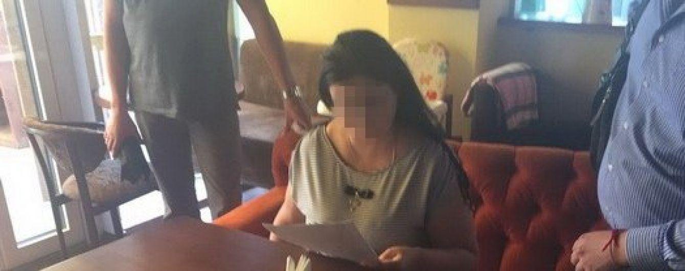 В Одесі схопили екс-чиновницю, яка три роки переховувалась від правоохоронців