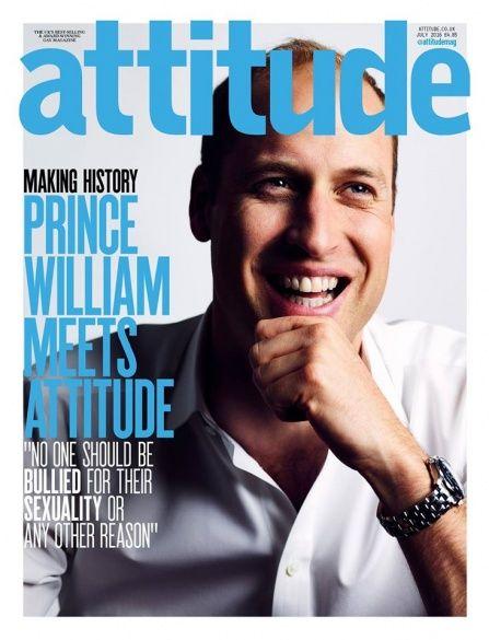 Принц Вільям у Attitude_2