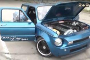 """Украинец """"скрестил"""" ЗАЗ и BMW"""