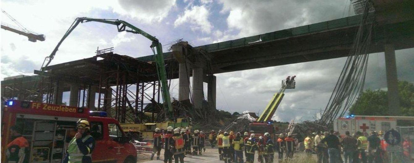 У Німеччині через обвал естакади загинули будівельники