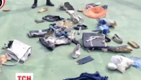 У Середземному морі знайшли уламки єгипетського літака