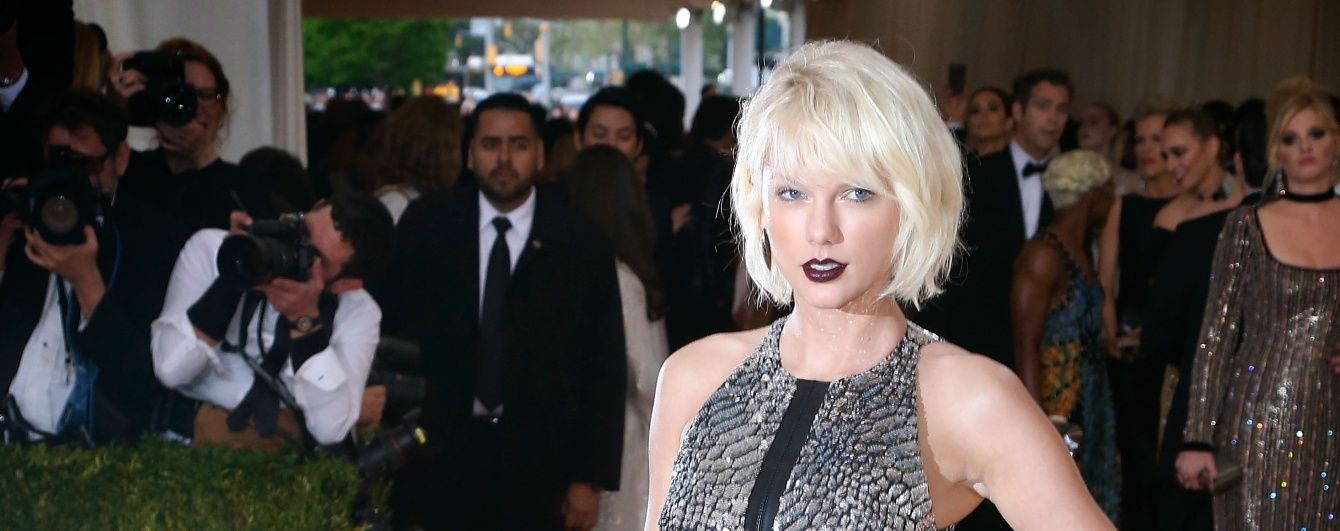 """Тейлор Свіфт """"заскочили"""" за романтичними поцілунками із голлівудським красунчиком"""