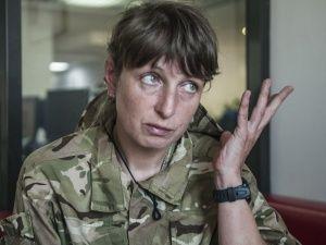 """""""Рысь""""- снайпер: женское лицо войны"""