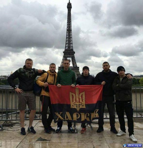 Сімферополь, Київ і Запоріжжя. Українські ультрас об'єдналися у Франції для підтримки збірної