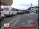 Через страйк польських митників на українсько-польському кордоні утворились масштабні черги