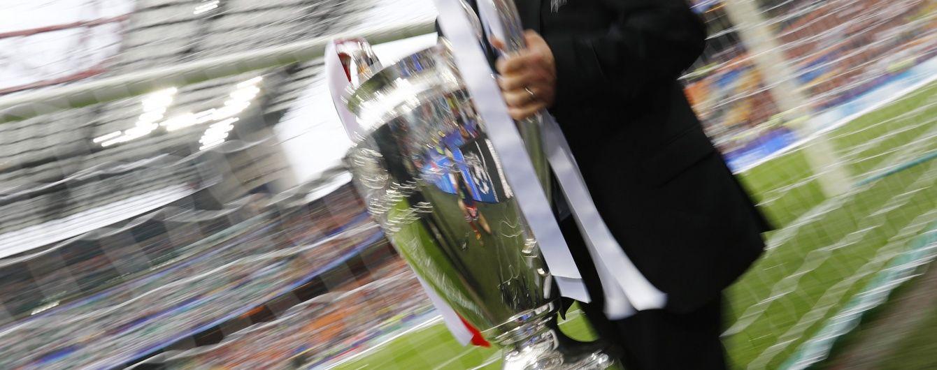 УЄФА продовжить розводити українські та російські клуби в єврокубках