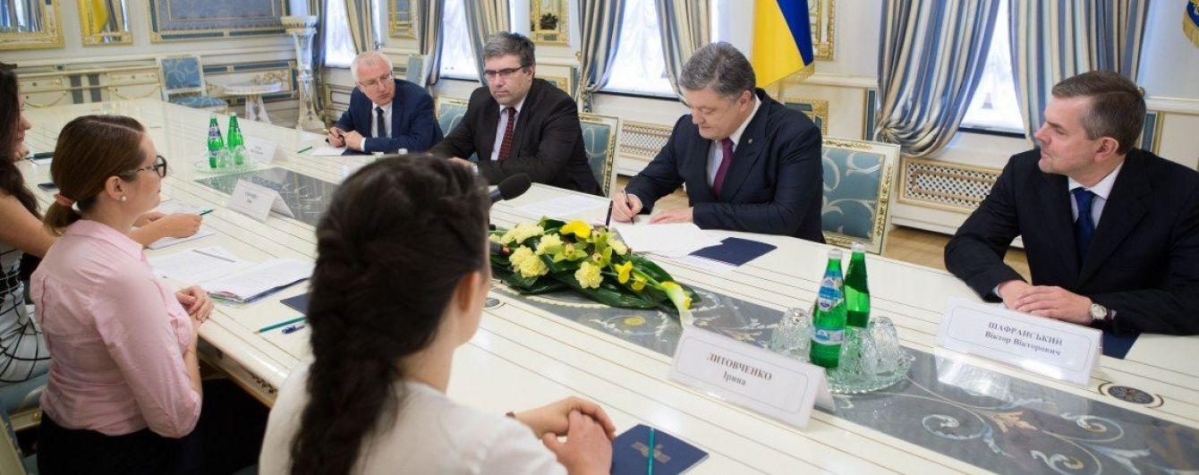 Порошенко підписав революційний закон про ліки