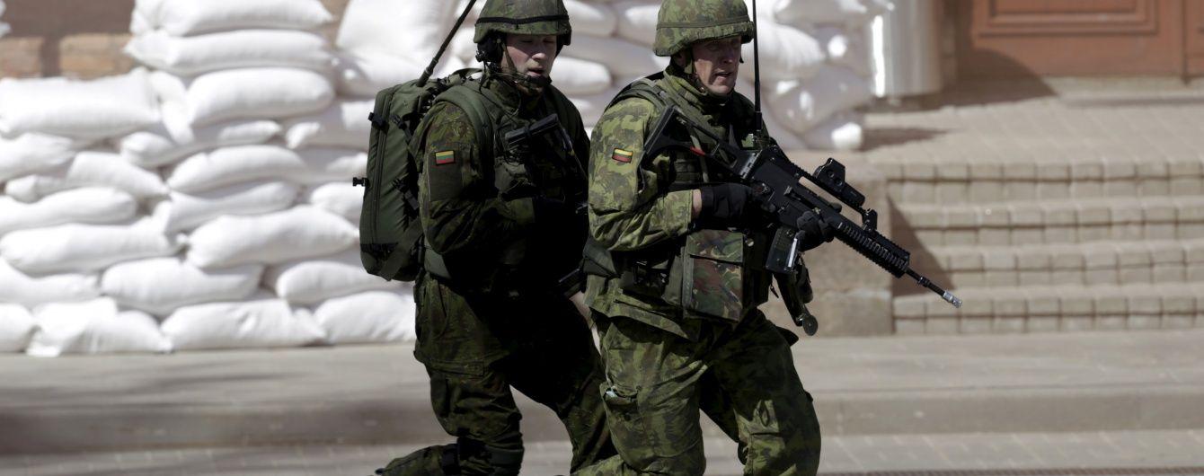 Литва узаконила постійний військовий призов через агресію Росії в Україні