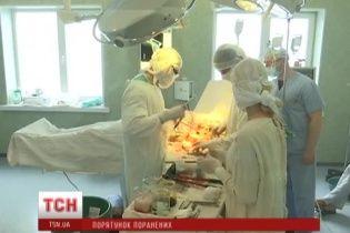 Медичне диво у Дніпрі: вижив боєць АТО без обличчя, якому лікарі не давали жодного шансу