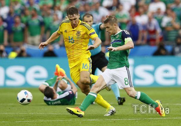 Розчарування під ливнем. Як Україна програла Північній Ірландії в Ліоні