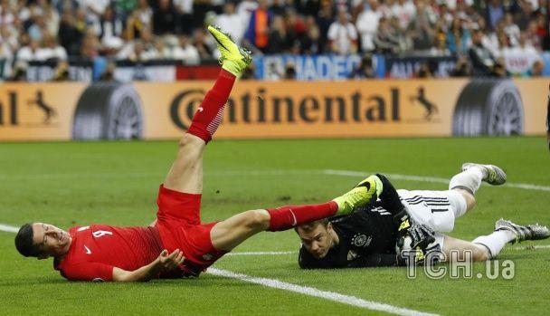 Як поляки та німці позбавили Україну шансів на вихід з групи на Євро-2016