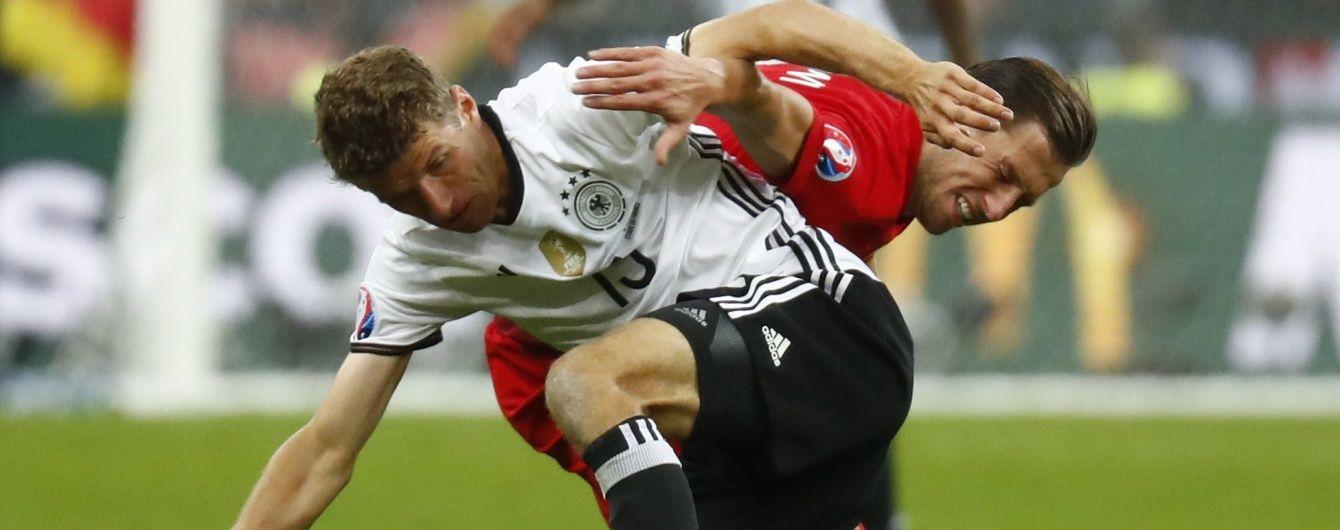 Німеччина вийшла з першого місця, Україна провалила Євро-2016. Підсумки у Групі С