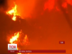 На півдні Каліфорнії евакуюють сотні людей через лісові пожежі