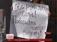 Військкомат у Чернівцях пікетують матері та дружини контрактників, які зараз в АТО