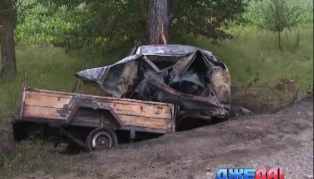 Автопроисшествия с дорог Украины