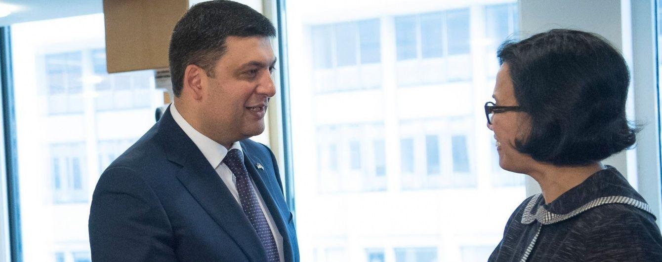 Світовий банк додатково виділить Україні мільярд доларів – Гройсман