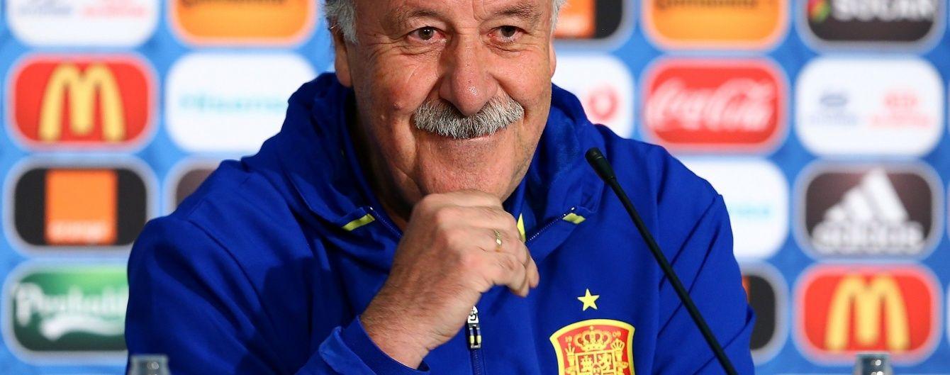 Тренер іспанців побоюється збірну Туреччини на Євро-2016