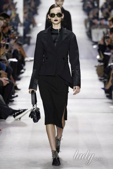 Коллекция Christian Dior  прет-а-порте сезона осень-зима 2016-2017_1