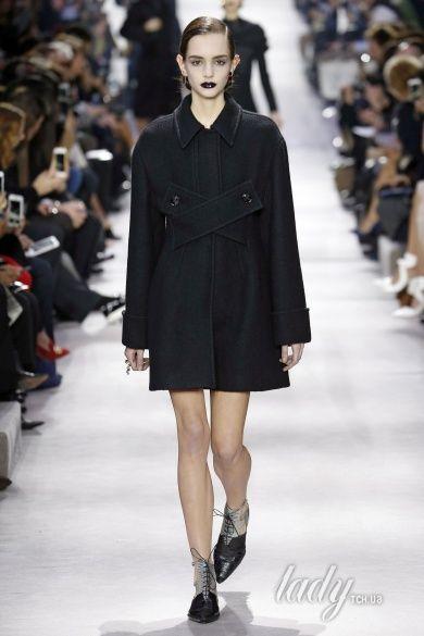 Коллекция Christian Dior  прет-а-порте сезона осень-зима 2016-2017_2