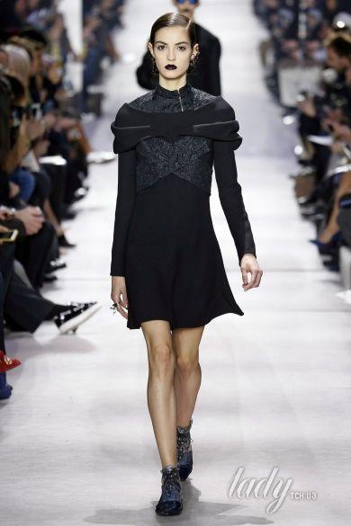 Коллекция Christian Dior  прет-а-порте сезона осень-зима 2016-2017_3