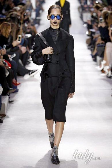 Коллекция Christian Dior  прет-а-порте сезона осень-зима 2016-2017_4