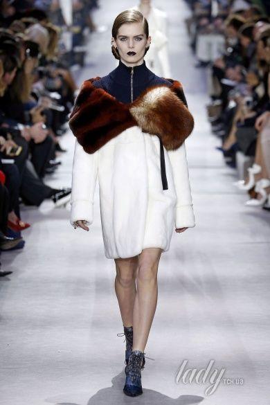 Коллекция Christian Dior  прет-а-порте сезона осень-зима 2016-2017_11