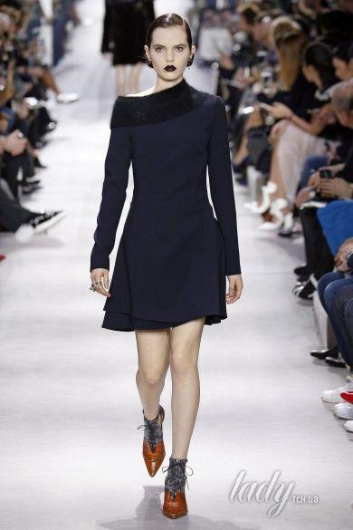 Коллекция Christian Dior  прет-а-порте сезона осень-зима 2016-2017_26