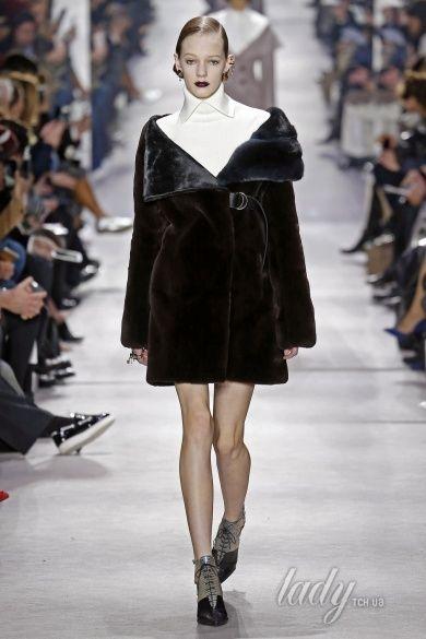Коллекция Christian Dior  прет-а-порте сезона осень-зима 2016-2017_27