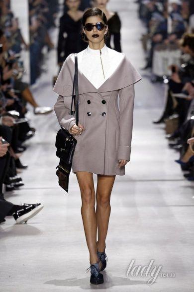 Коллекция Christian Dior  прет-а-порте сезона осень-зима 2016-2017_28