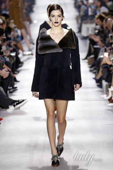Коллекция Christian Dior  прет-а-порте сезона осень-зима 2016-2017_29