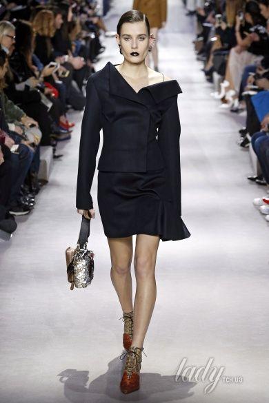 Коллекция Christian Dior  прет-а-порте сезона осень-зима 2016-2017_30