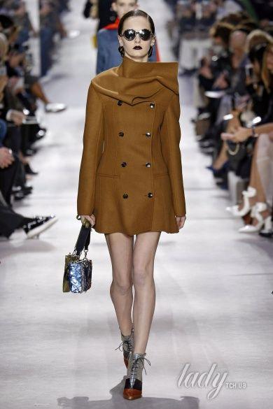 Коллекция Christian Dior  прет-а-порте сезона осень-зима 2016-2017_31
