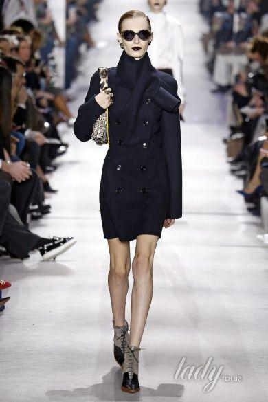 Коллекция Christian Dior  прет-а-порте сезона осень-зима 2016-2017_33