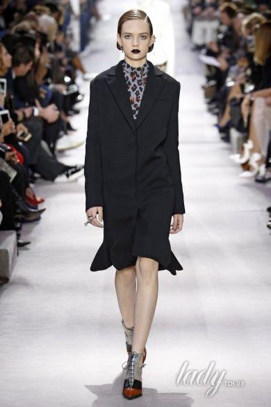 Коллекция Christian Dior  прет-а-порте сезона осень-зима 2016-2017_36