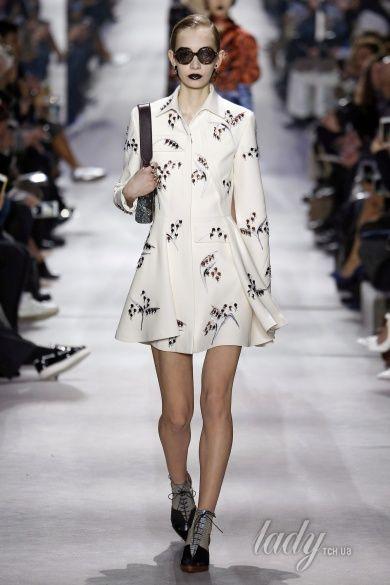 Коллекция Christian Dior  прет-а-порте сезона осень-зима 2016-2017_42