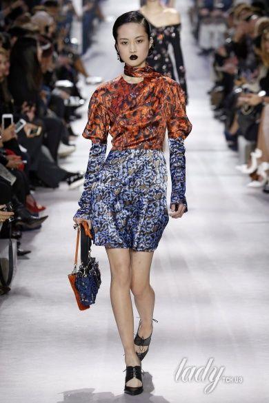 Коллекция Christian Dior  прет-а-порте сезона осень-зима 2016-2017_43