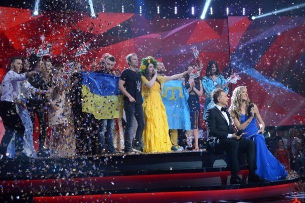"""Переможниця """"Голосу країни-6"""" Віталіна Мусієнко виступить з """"Океаном Ельзи"""" на НСК """"Олімпійський"""""""