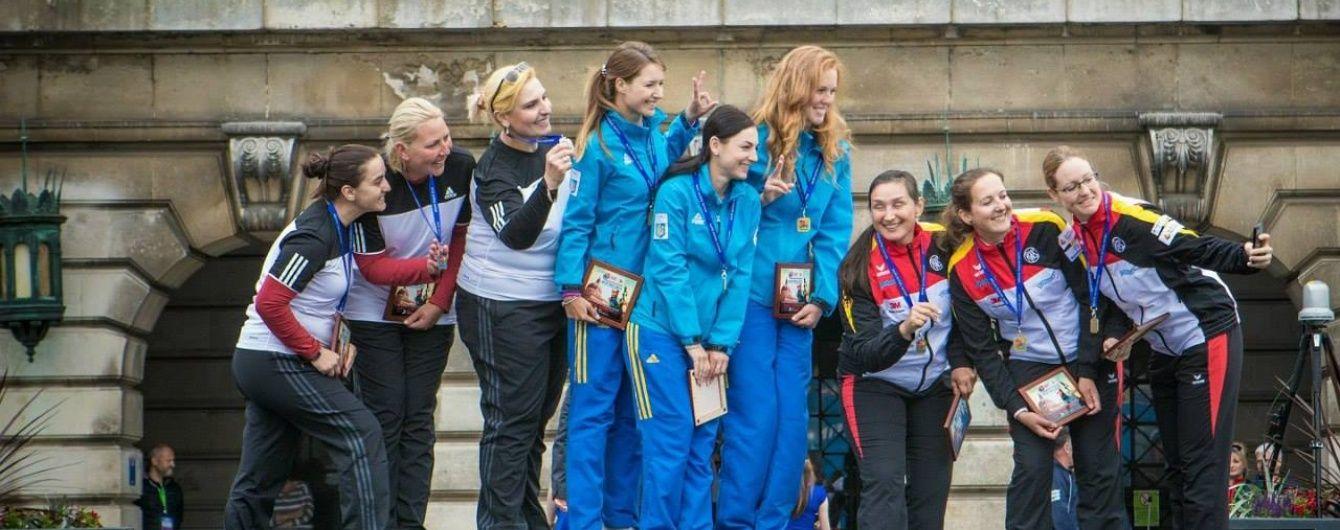 Українські лучниці здобули перепустку на Олімпіаду-2016