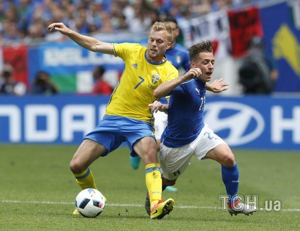 Як Італія оформила вихід з групи на Євро-2016