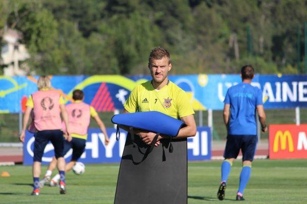Як збірна України провела тренування після другої поразки на Євро-2016