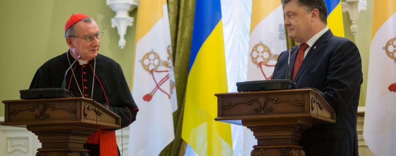 Європейські католики зібрали гроші для постраждалих від війни на Донбасі