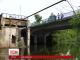 Військова прокуратура розслідує, що за боєприпас поцілив напередодні у міст на Житомирщині