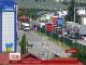 Кордон із Польщею майже вільний після майже тижня кілометрових черг