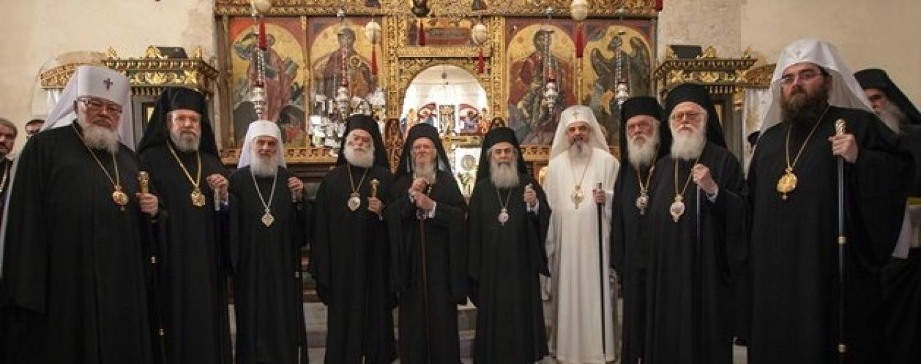 Учасники Всеправославного собору різко висловилися проти церков, які не приїхали