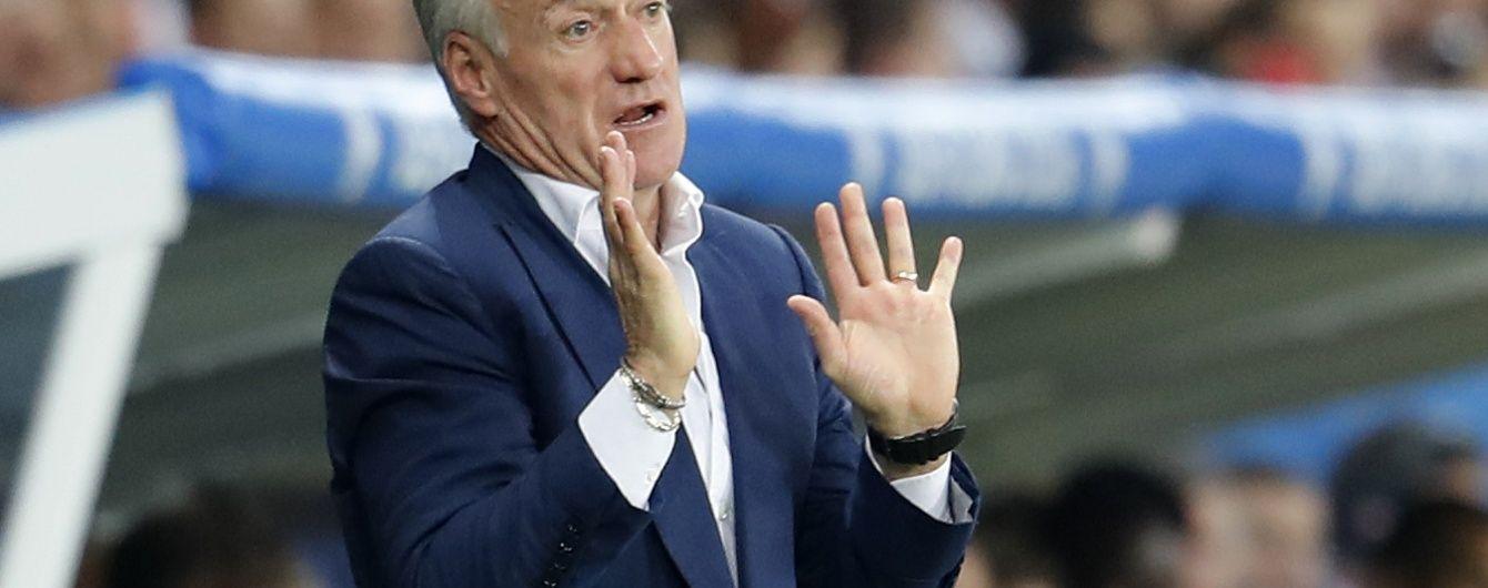Тренер Франції про півфінал Євро-2016: нас буде підтримувати вся країна