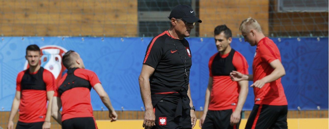Тренер Польщі впевнений, що українці гратимуть за честь своєї країни