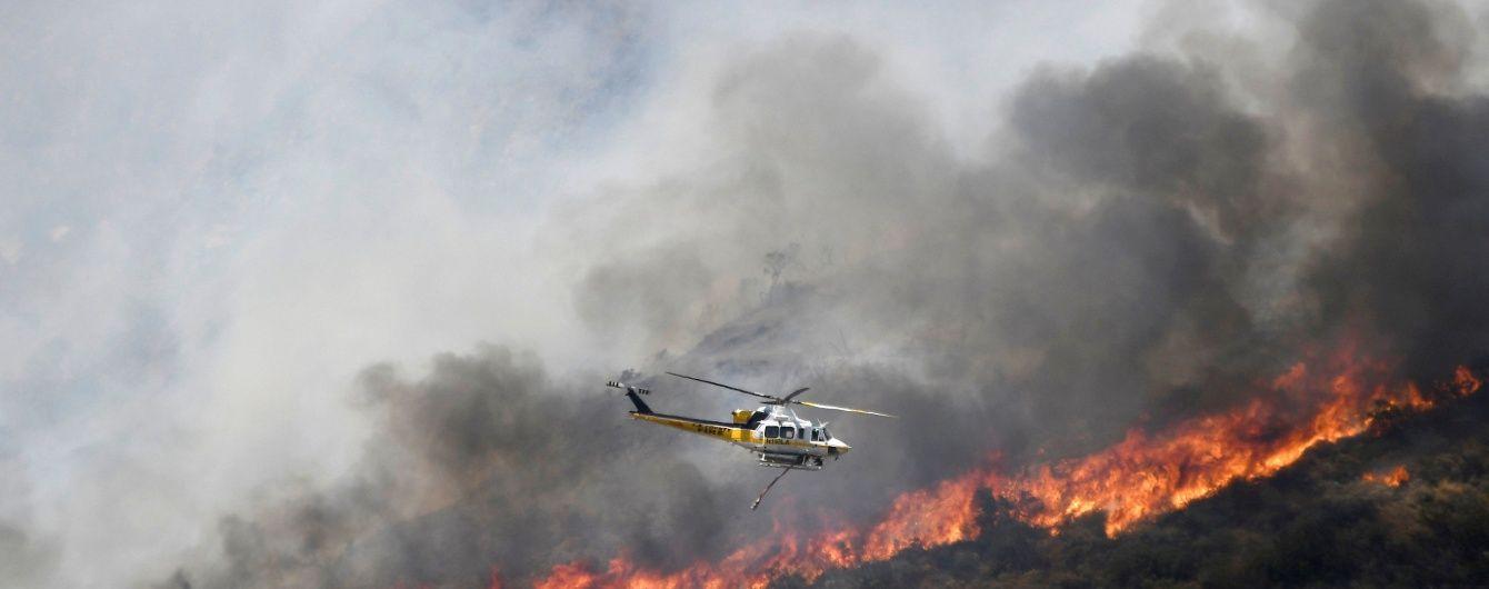 Лісові пожежі у Росії: бурятських льотчиків викрили на гасінні вогню напідпитку