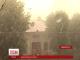 Штормове попередження оголосили на заході України