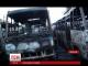 У Миколаєві згоріло одразу 6 автобусів